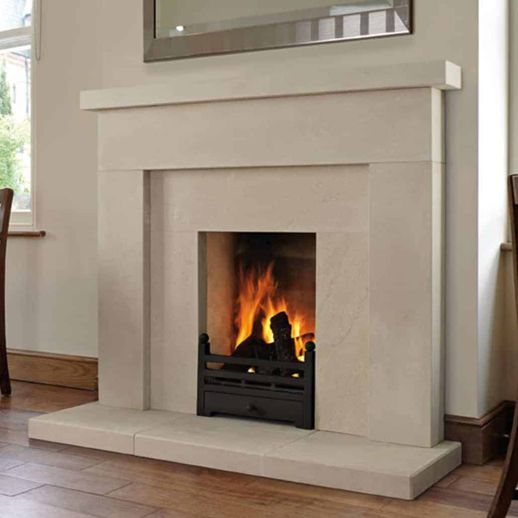 focus sandstone artisan gas fireplace antiqued design parrona fire small