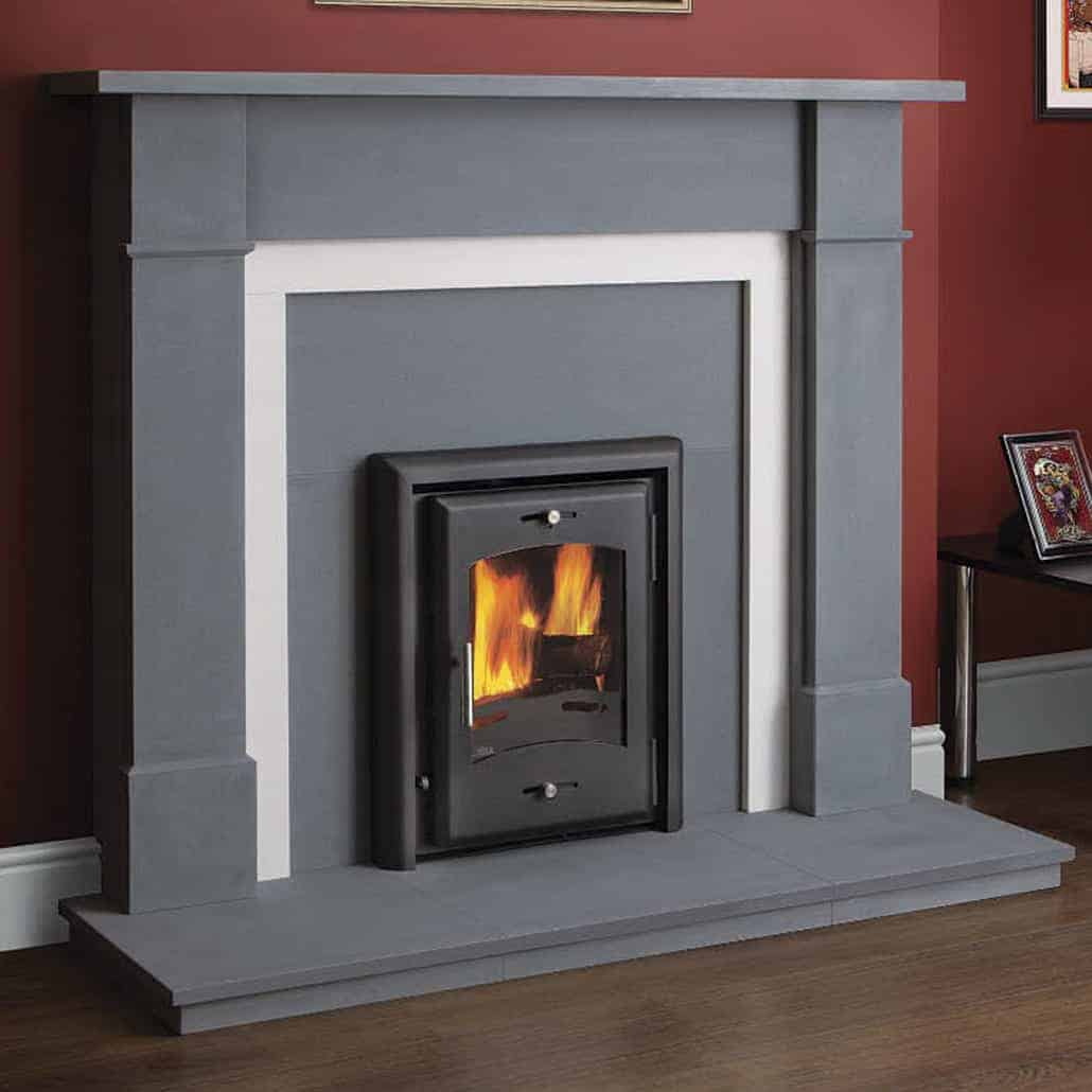 Sandstone Fireplace fireplace surrounds and hearths - artisan fireplace design ltd