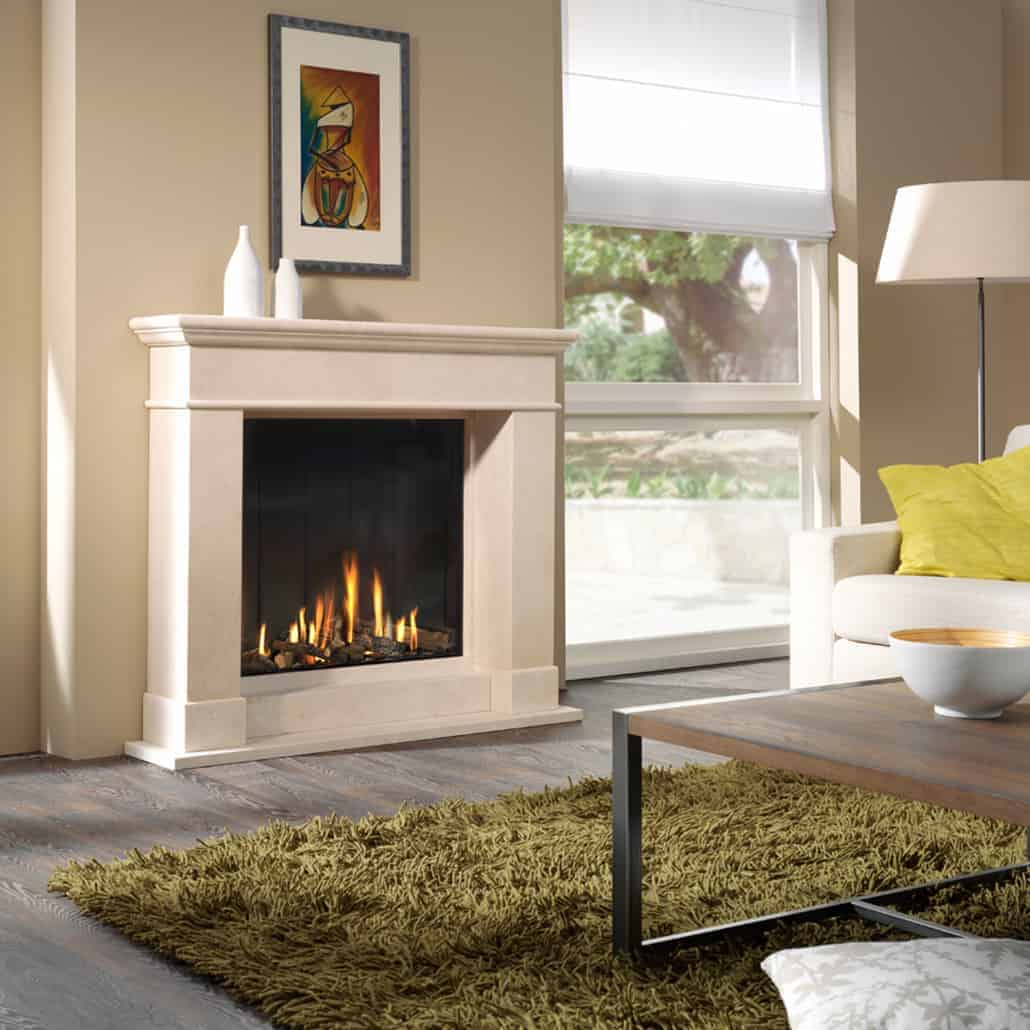 artisan optica glass fronted gas fire artisan fireplace design ltd