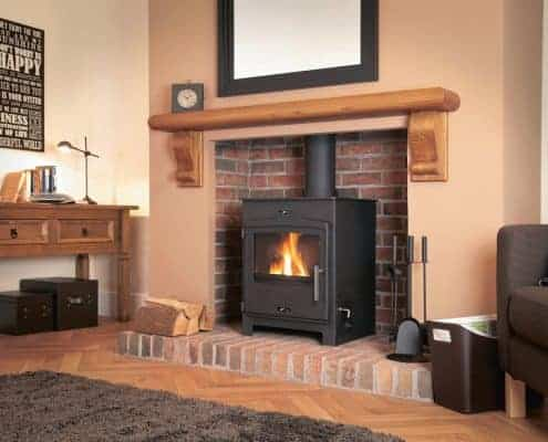 Artisan stock some of the best and most desirable stoves on the market. Our HETAS approved installation team fit and finish to the highest quality.